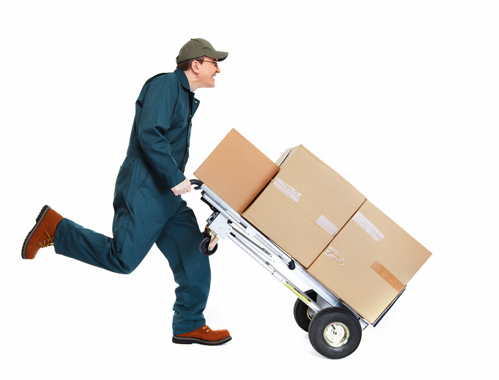 Commercial Movers North Finchley